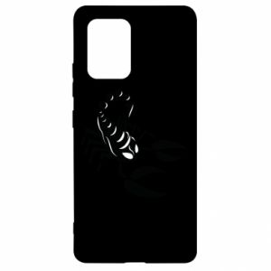 Etui na Samsung S10 Lite Czarny skorpion
