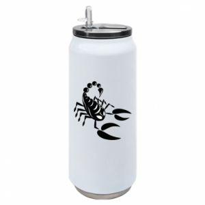 Puszka termiczna Czarny skorpion