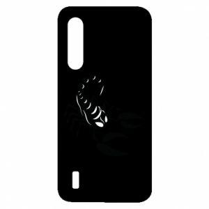 Etui na Xiaomi Mi9 Lite Czarny skorpion