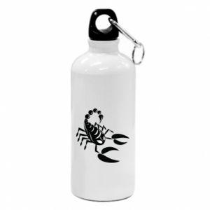 Bidon turystyczny Czarny skorpion
