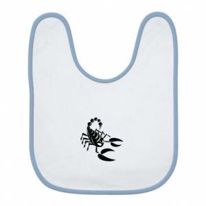 Śliniak Czarny skorpion