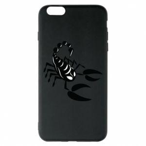 Etui na iPhone 6 Plus/6S Plus Czarny skorpion