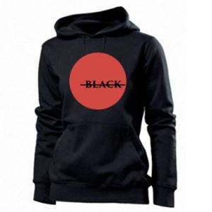 Women's hoodies Вlack