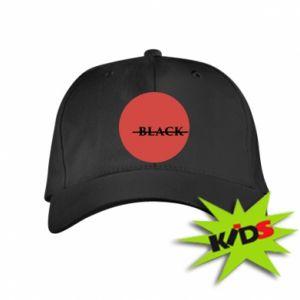 Kids' cap Вlack