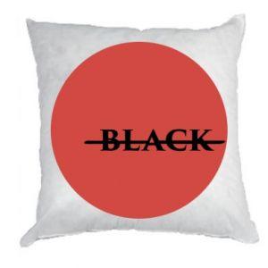 Pillow Вlack