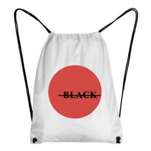 Backpack-bag Вlack