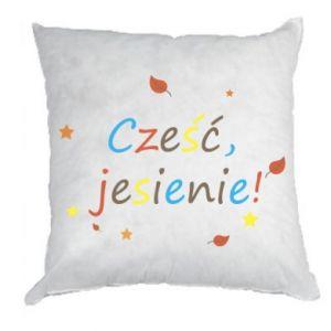 Pillow Hello, Autumn!