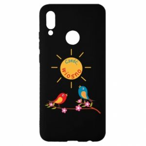 Huawei P Smart 2019 Case Hi, spring!