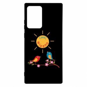 Etui na Samsung Note 20 Ultra Cześć, wiosno!