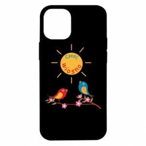 Etui na iPhone 12 Mini Cześć, wiosno!