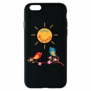 Etui na iPhone 6/6S Cześć, wiosno!