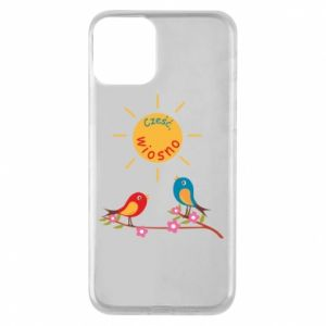 Phone case for iPhone 11 Hi, spring!