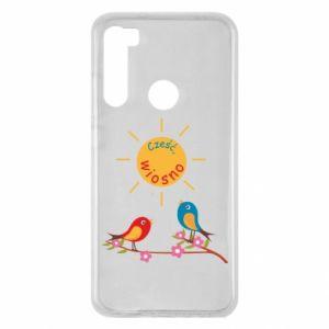 Xiaomi Redmi Note 8 Case Hi, spring!
