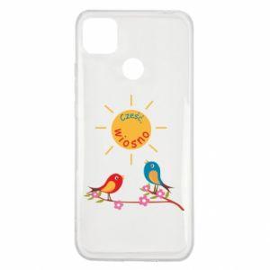 Xiaomi Redmi 9c Case Hi, spring!