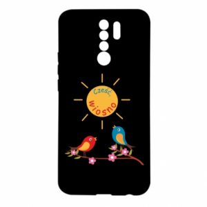 Xiaomi Redmi 9 Case Hi, spring!