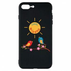 Etui na iPhone 8 Plus Cześć, wiosno!