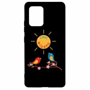Samsung S10 Lite Case Hi, spring!