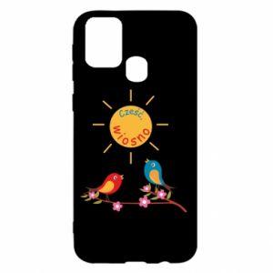 Samsung M31 Case Hi, spring!