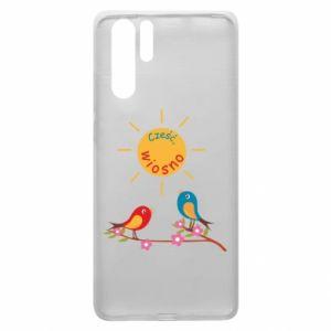 Huawei P30 Pro Case Hi, spring!