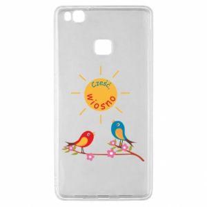 Huawei P9 Lite Case Hi, spring!