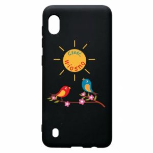 Samsung A10 Case Hi, spring!