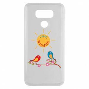LG G6 Case Hi, spring!