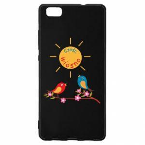 Huawei P8 Lite Case Hi, spring!