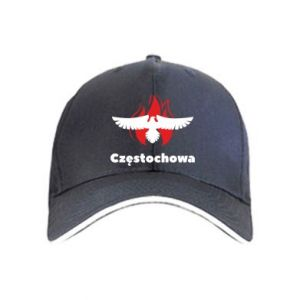 Cap Czestochowa with eagle