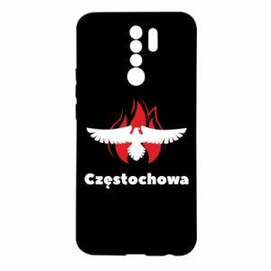 Etui na Xiaomi Redmi 9 Częstochowa z orłem