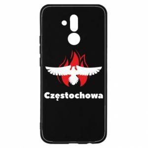 Etui na Huawei Mate 20 Lite Częstochowa z orłem
