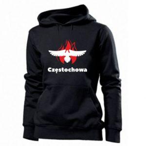 Bluza damska Częstochowa z orłem