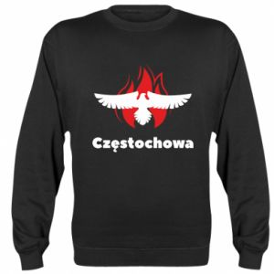 Bluza Częstochowa z orłem