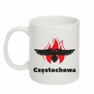 Mug 330ml Czestochowa with eagle