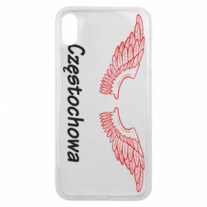 Etui na iPhone Xs Max Częstochowa ze skrzydłami