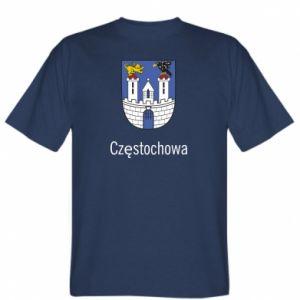 Koszulka męska Częstochowa