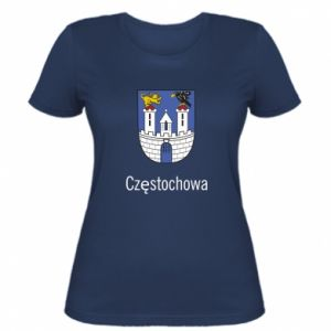 Koszulka damska Częstochowa
