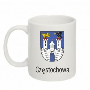 Kubek 330ml Częstochowa
