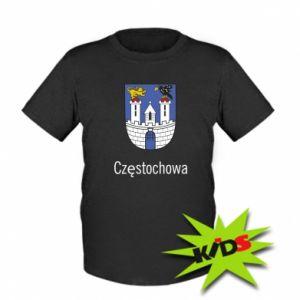 Dziecięcy T-shirt Częstochowa