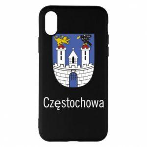 Etui na iPhone X/Xs Częstochowa