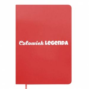 Notes Człowiek legenda
