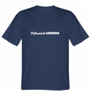 Koszulka Człowiek legenda