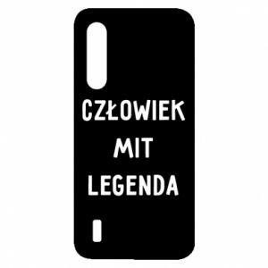 Etui na Xiaomi Mi9 Lite Człowiek Mit...