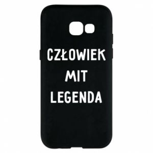Etui na Samsung A5 2017 Człowiek Mit...