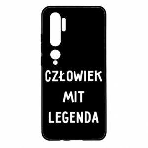Etui na Xiaomi Mi Note 10 Człowiek Mit...