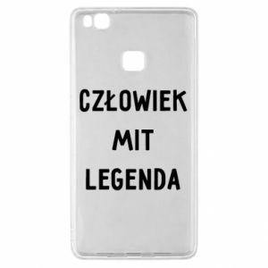 Etui na Huawei P9 Lite Człowiek Mit...