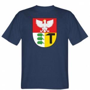 Koszulka Dąbrowa Górnicza herb