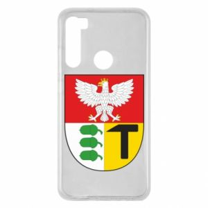 Xiaomi Redmi Note 8 Case Dombrova Gournich coat of arms