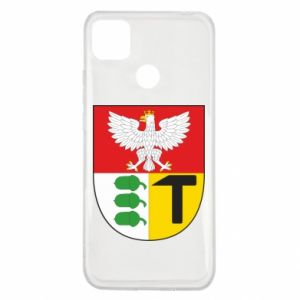 Xiaomi Redmi 9c Case Dombrova Gournich coat of arms