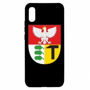 Xiaomi Redmi 9a Case Dombrova Gournich coat of arms