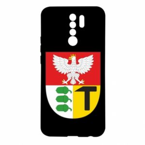 Xiaomi Redmi 9 Case Dombrova Gournich coat of arms